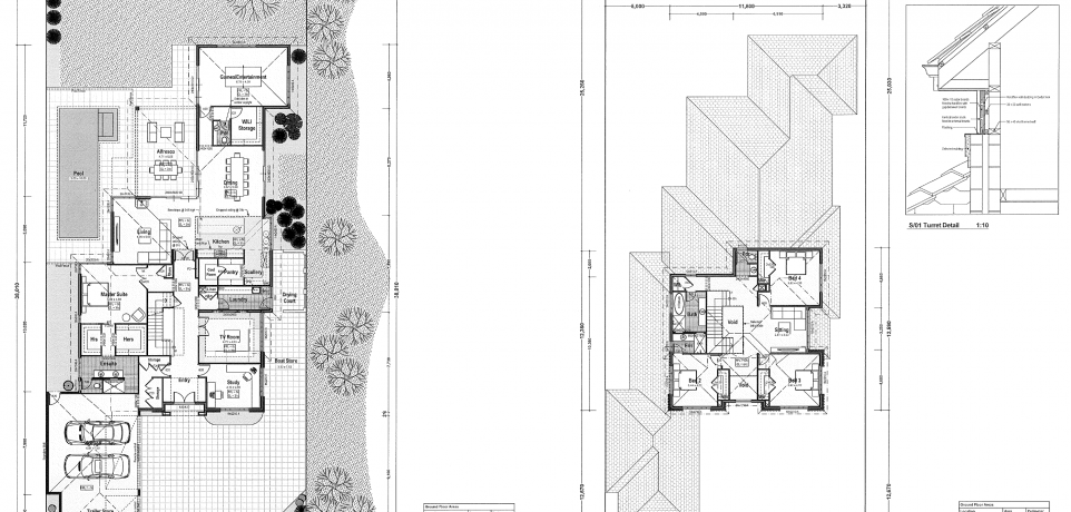 applecross luxury residential home plans by design construct perth