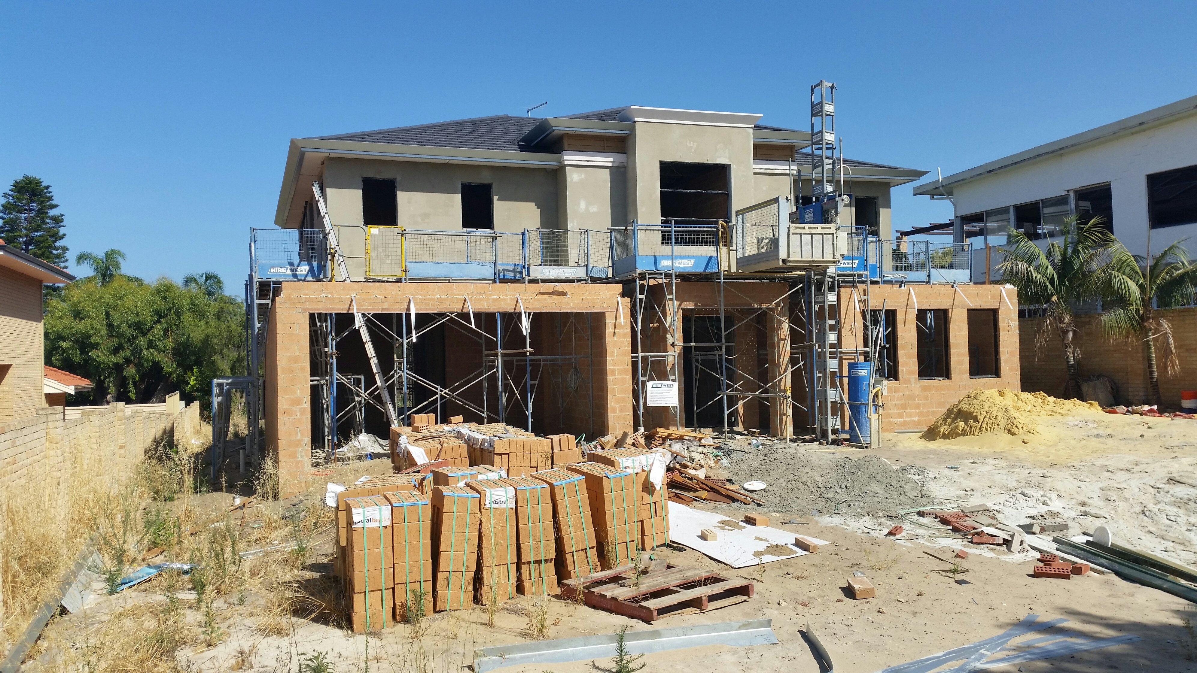 residential builders perth